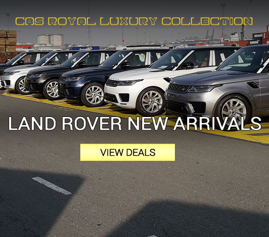 Land Rover for Export