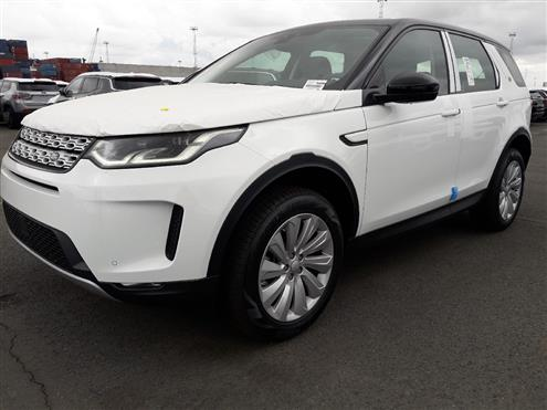 2020 Land Rover Discovery Sport - JC869535