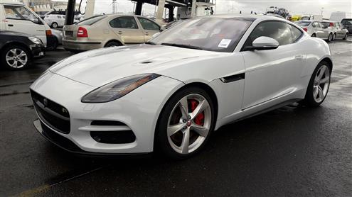 2018 Jaguar F-Type - JCK44119
