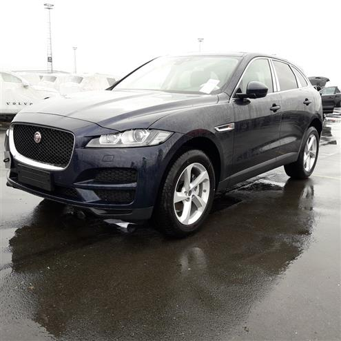 2020 Jaguar F-Pace - JC622523