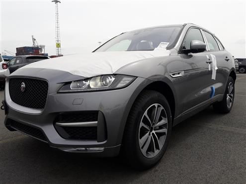 2020 Jaguar F-Pace - JC639774