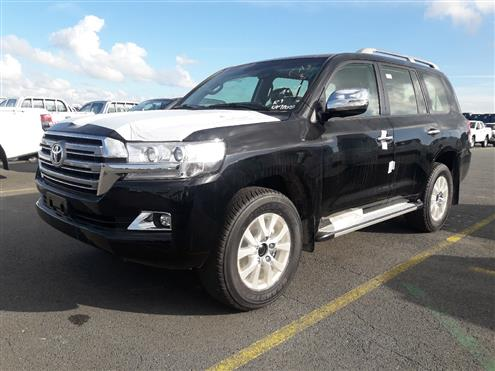 2020 Toyota Land Cruiser - JC171930