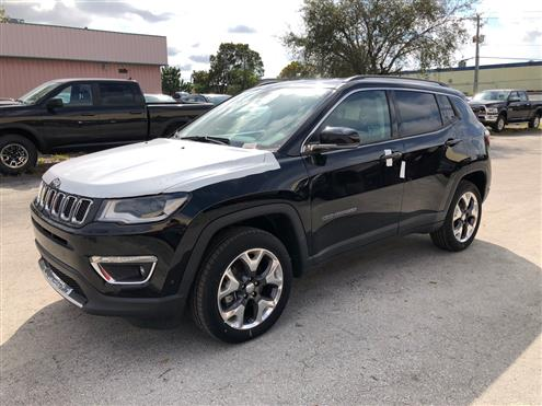 2019 Jeep Compass - JC665525