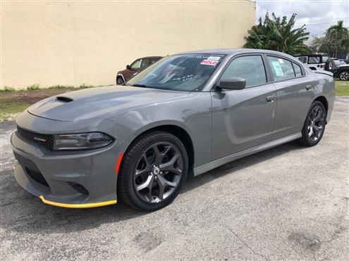 2019 Dodge Charger - JC696842