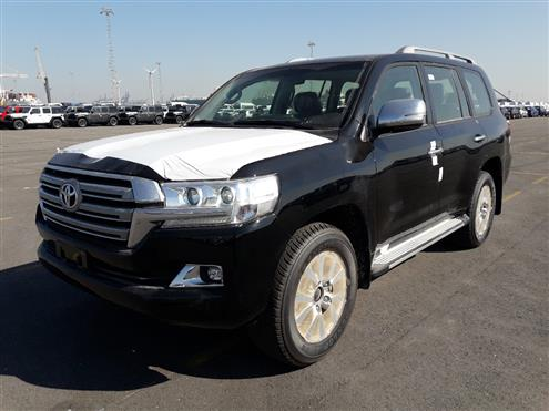 2020 Toyota Land Cruiser - JC169911