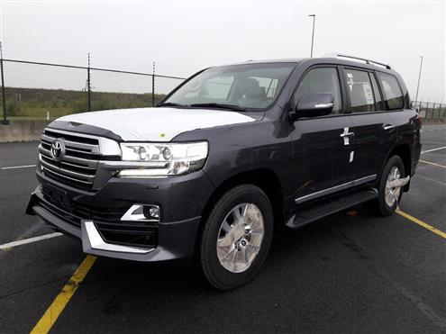 2020 Toyota Land Cruiser - JC048682