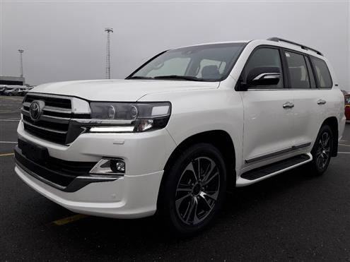 2020 Toyota Land Cruiser - JC298834