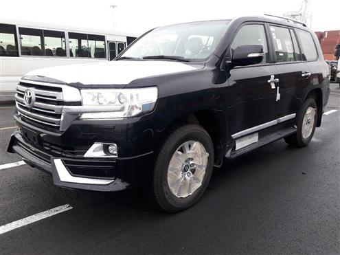 2020 Toyota Land Cruiser - JC296551