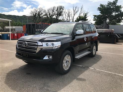 2020 Toyota Land Cruiser - JC169768