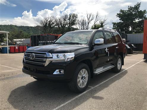 2020 Toyota Land Cruiser - JC204051