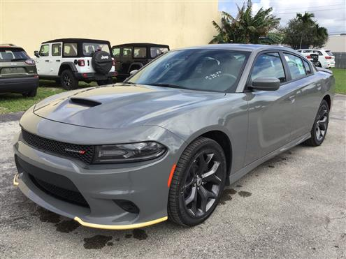 2019 Dodge Charger - JC665175