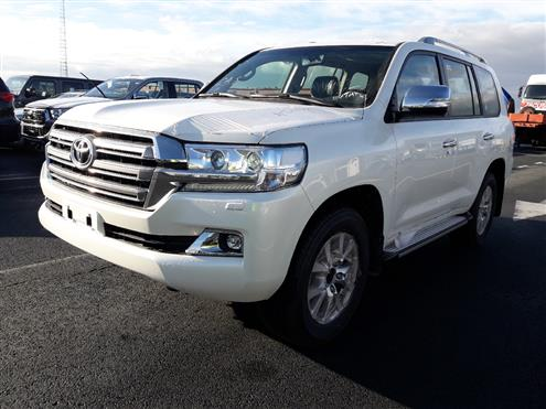 2020 Toyota Land Cruiser - JC205136