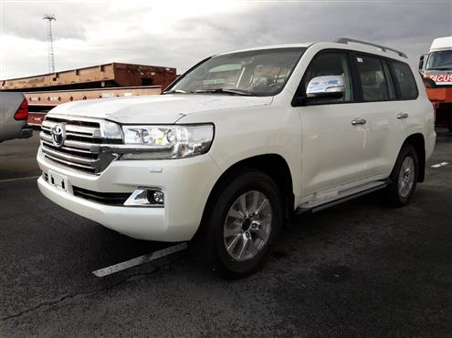2020 Toyota Land Cruiser - JC205244