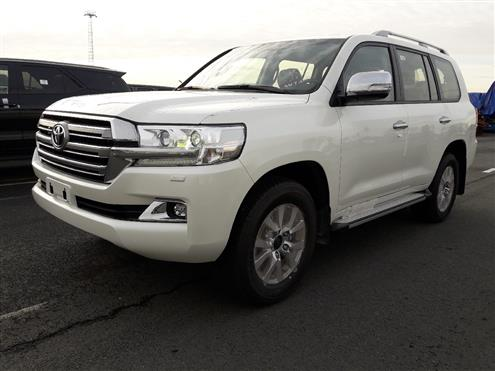 2020 Toyota Land Cruiser - JC205436