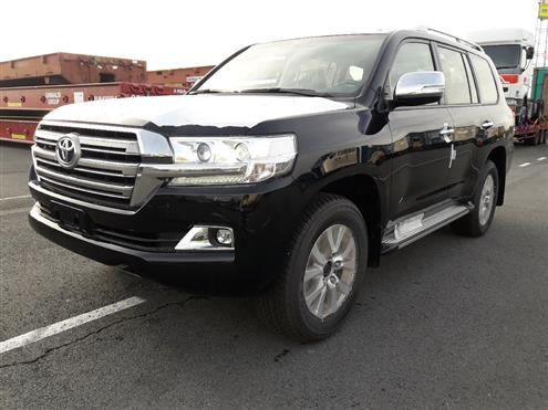 2020 Toyota Land Cruiser - JC205190