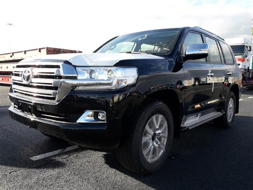 2020 Toyota Land Cruiser - JC205318