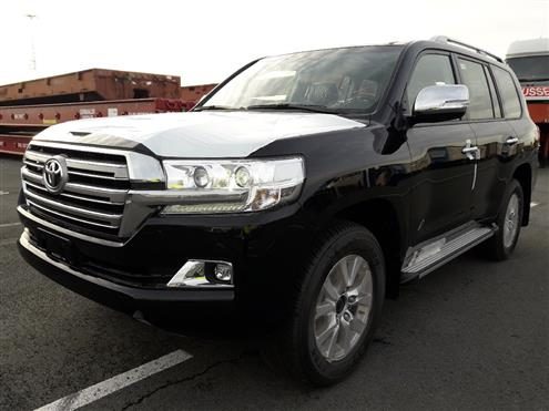 2020 Toyota Land Cruiser - JC205477
