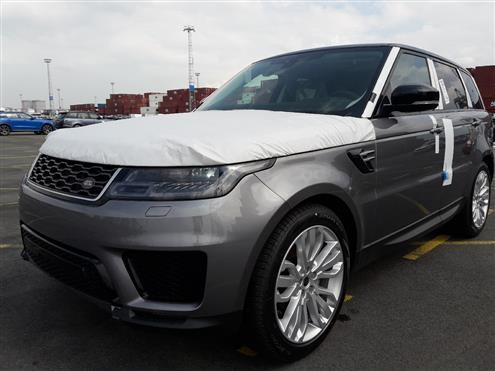 2020 Land Rover Range Rover Sport Image # 1
