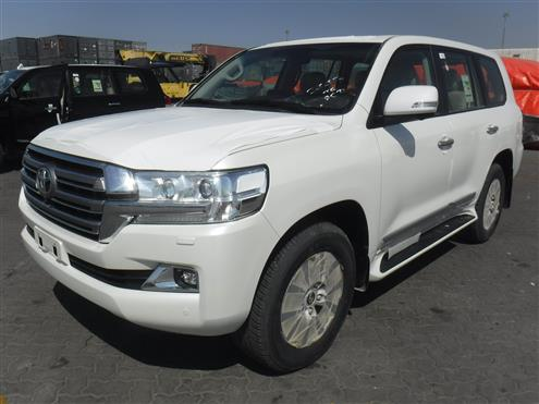 2021 Toyota Land Cruiser - JC313824