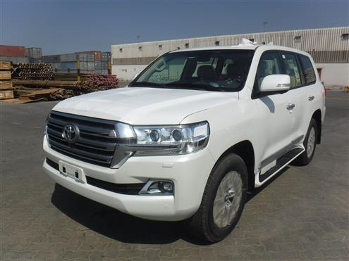 2021 Toyota Land Cruiser - JC315775