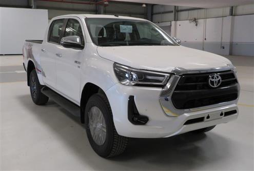 2021 Toyota Hilux Image # 1