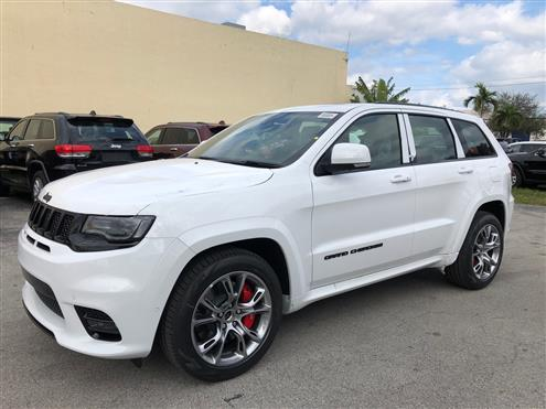 2020 Jeep Grand Cherokee RHD - JC185875