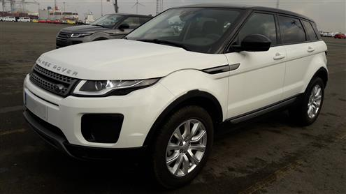 2018 Land Rover Range Rover Evoque Pure w/ Panoramic black Roof Image # 1