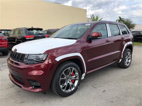 2020 Jeep Grand Cherokee RHD - JC185877